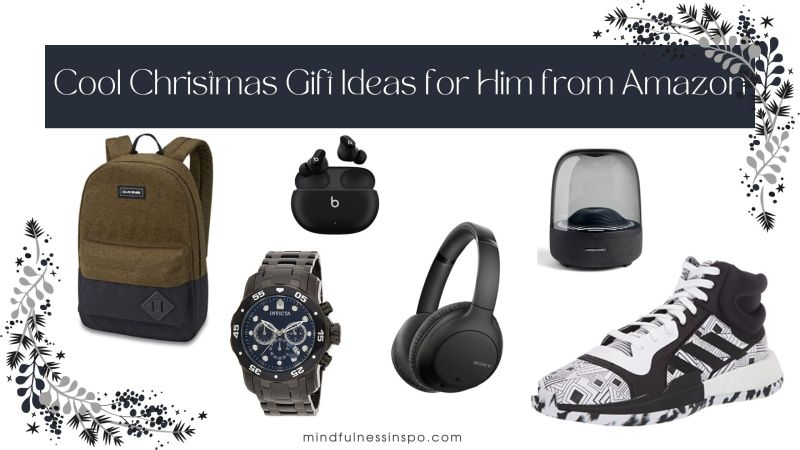 cool Christmas Gift Ideas for Him from Amazon